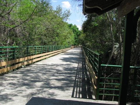 Gee Creek bridge
